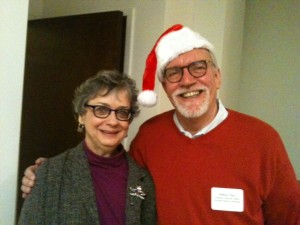 Carol and Robert